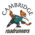Cambridge roadrunners Girls Hockey Association Logo